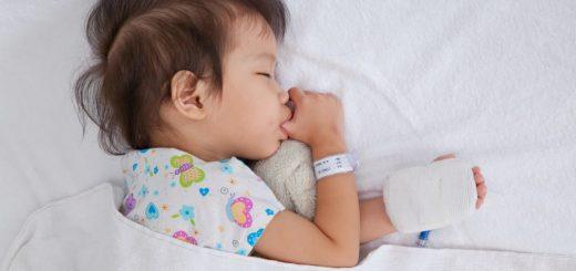 Tại sao trẻ hay bị sốt?