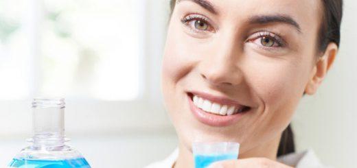 Nước súc miệng có tác dụng gì?