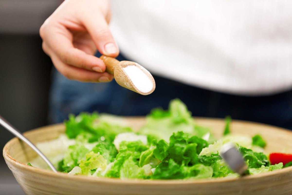 Cách bỏ thói quen ăn mặn?