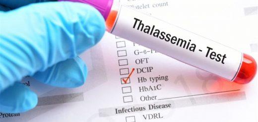 Thalassemia có di truyền không?