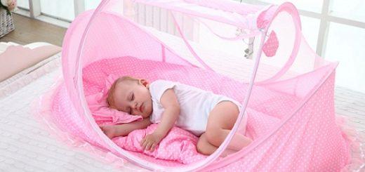 Cách chống muỗi an toàn cho trẻ sơ sinh?