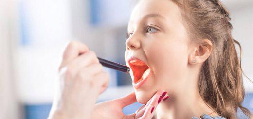 Cách giảm đau cho trẻ sau nạo VA?