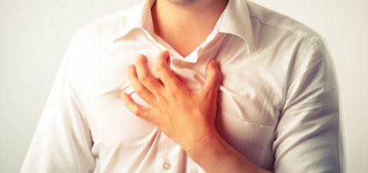 Bị ợ hơi, tức ngực là bệnh gì?