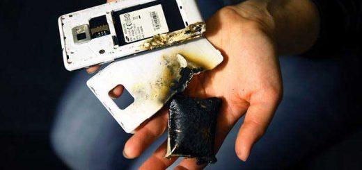 Tại sao điện thoại phát nổ khi đang sạc pin?