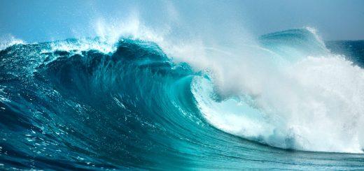 Tại sao có sóng biển?